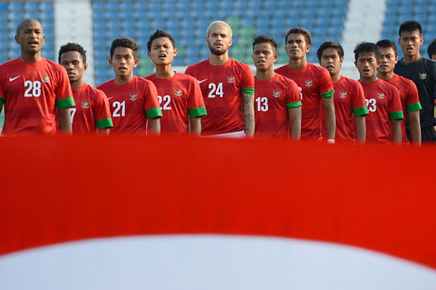 Latest FIFA Rank: Indonesia Still Less with Laos and Vietnam