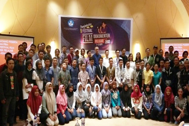 When Students All Over Indonesia Equipped with Film Education
