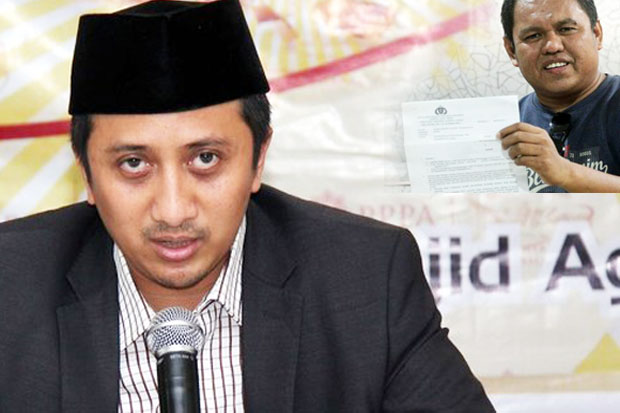 Yusuf Mansur Rapporteur Not Want Called as Ulema Criminalization