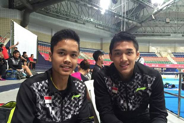 Tunggal Putra Ciptakan All Indonesian Final