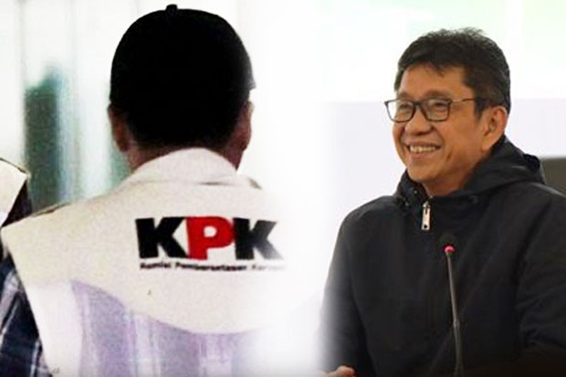 While Bathing, KPK Arrested Mayor of Batu