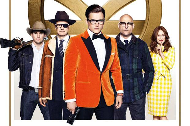 Review Film Kingsman: The Golden Circle