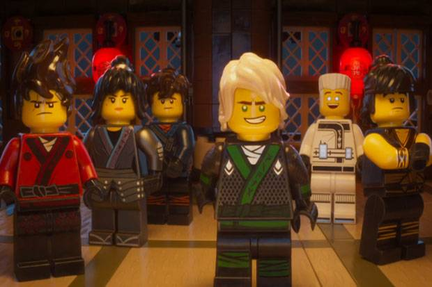 Review Film The Lego Ninjago Movie