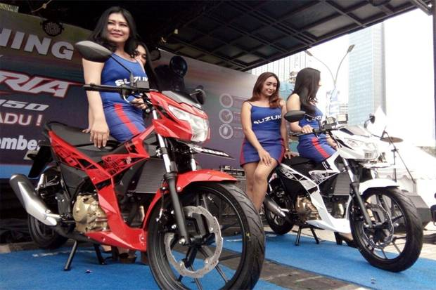 All New Satria F150 Tampil Lebih Stylish