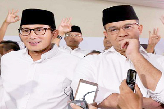 Palace Not Answered Yet The Time of Anies-Sandis Inauguration