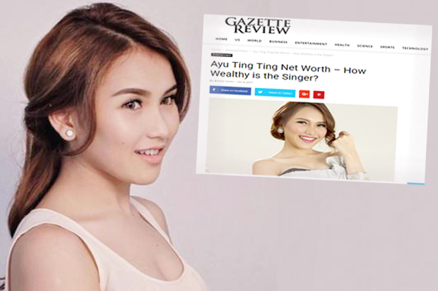 Ayu Ting Ting Popularity Attracted US Media