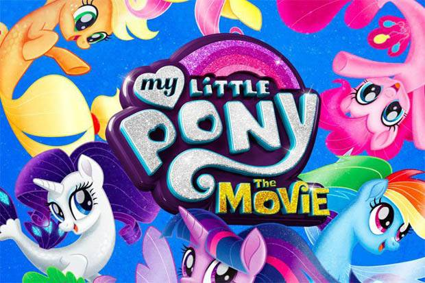 Review Film My Little Pony: The Movie