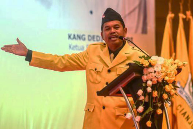 Electability Continues to Decline, All Elite Golkar Party West Java Ready to Resign