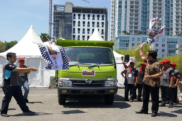 Hino Dutro Safety Driving Competition 2017 Kini Ada Di Surabaya