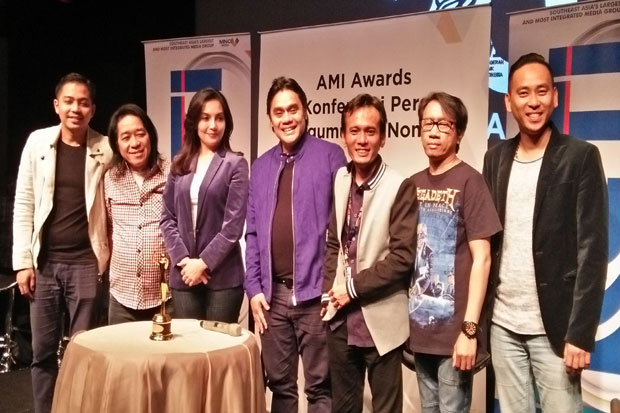AMI Awards 2017 Bakal Digelar 16 November Mendatang