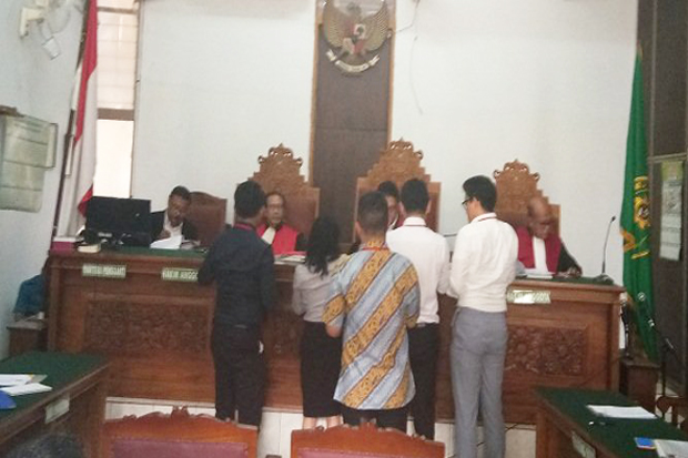 So Strange... This Trial Not Attended by Defendant and Prosecutor