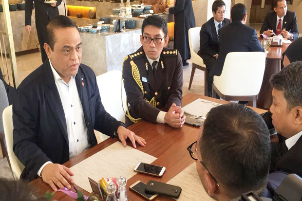 Deputy Chief of Indonesia Police Entered at Executive Board of D-8 Organization Leader
