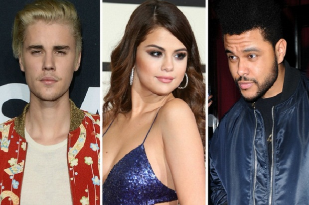 How old was selena gomez and justin bieber when they started dating