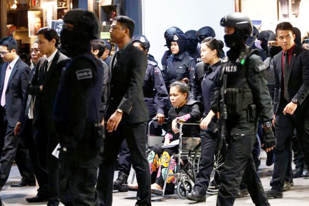 Two Kim Jong-nam Murder Suspects Revisit Malaysia Airport