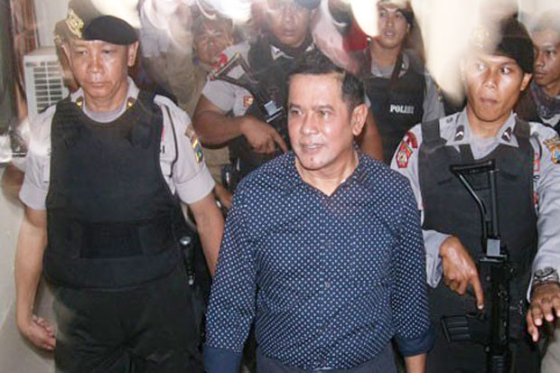 Regent of Nganjuk Arrested KPK in His Region