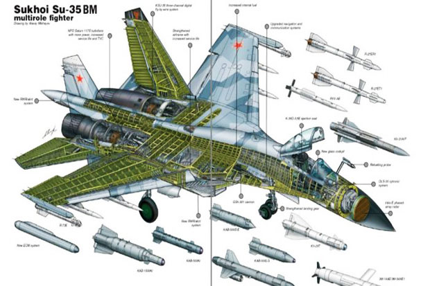 If Not Match, Cancel Purchase Sukhoi SU-35