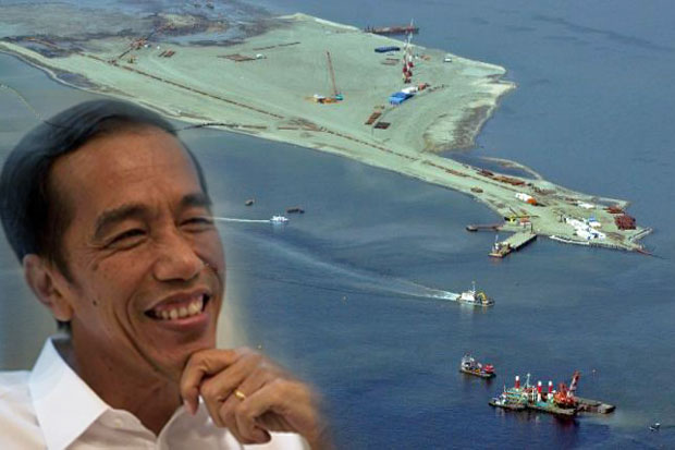 President Jokowi Confessed Never Issued Reclamation License
