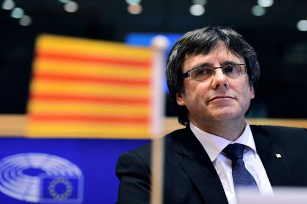 Spain Issues Warrant for Puigdemont
