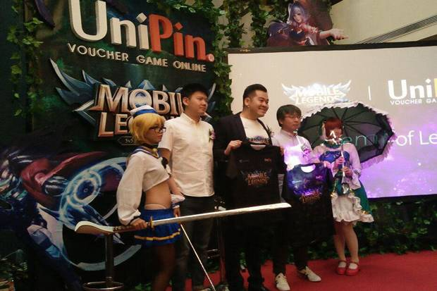 UniPin dan Mobile Legends Jalin Kerja Sama Layani Gamers