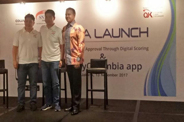 SNP Finance Luncurkan Aplikasi Android MyCOLUMBIA