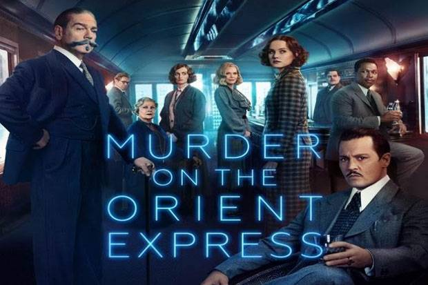 Review Film: Murder on the Orient Express