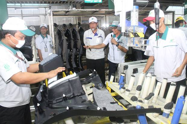 Toyota Indonesia Perkuat Daya Saing Rantai Suplai Industri Automotif