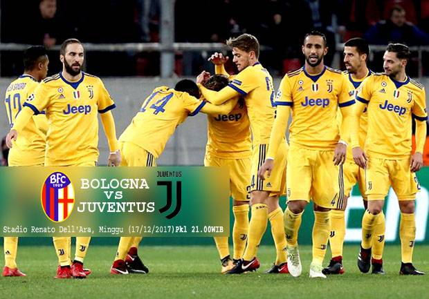 Preview Bologna vs Juventus: Momentum Geser Inter Milan
