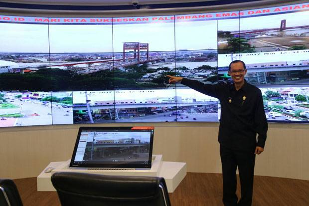 Image Result For Cctv Palembang