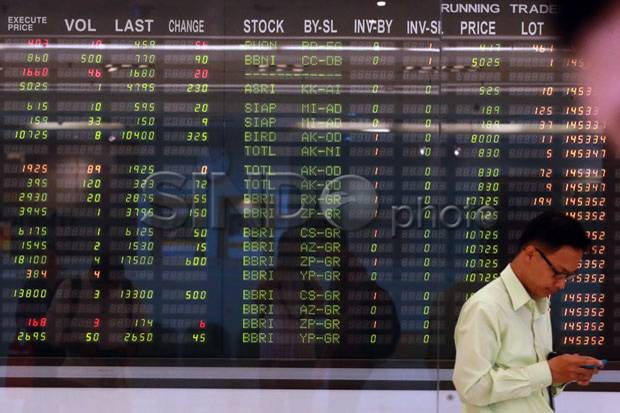 IHSG Ditutup Melesat ke Level 6.680, Bursa Asia Mixed