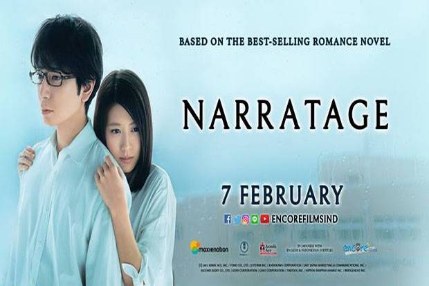 Image of Narratage (2017) Subtitle Indonesia mp4