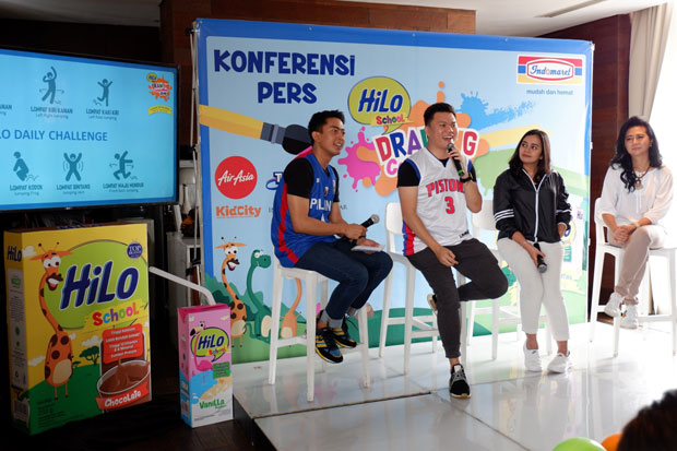 Kompetisi Hilo School Drawing Competition 2018 Sasar Anak Usia