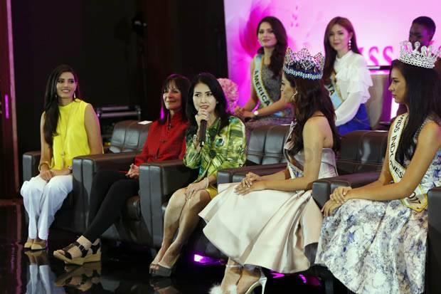 Miss World Manushi Chhillar Bakal Hadiri Malam Final Miss Indonesia 2018
