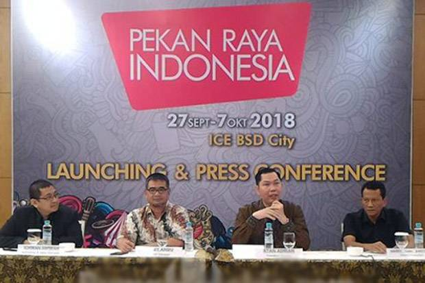 Pekan Raya Indonesia di BSD City