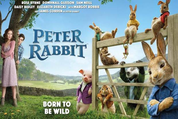 Review Film Peter Rabbit