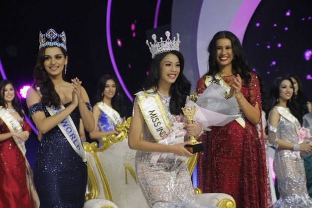 Beban Berat Menanti Miss Indonesia 2018 Alya Nurshabrina