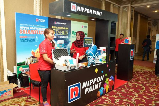 Nippon Paint Gelar Indonesian Architecture Convention 2018