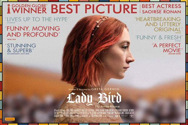Review Film Lady Bird