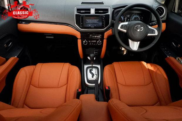 Menyulap Jok All New Toyota Rush Makin Kinclong dengan Microfiber