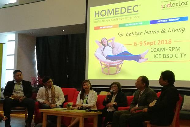 HOMEDEC - HDII Ciptakan Inovasi Industri Home Design & Interior