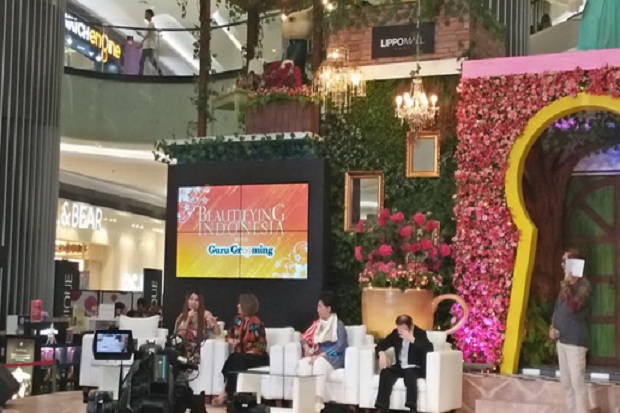 MNC Channels Gelar Beautifying Indonesia Weekend With Grooming
