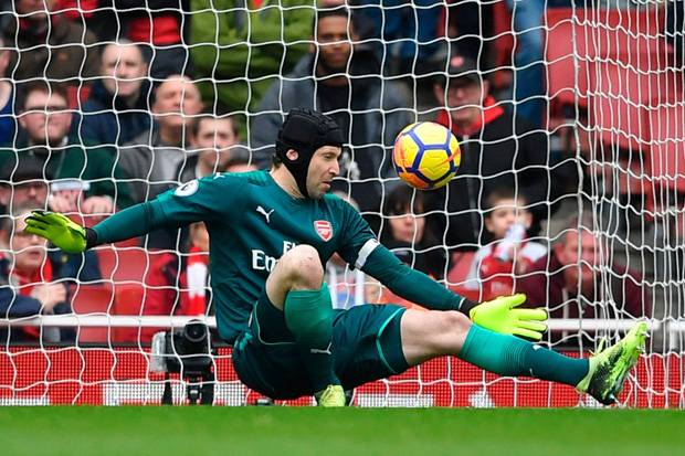 Petr Cech Pecahkan Rekor Clean Sheets di Premier League