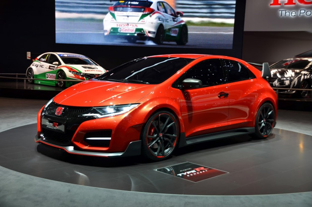 HPM Gelar Honda Decal Competition Civic R
