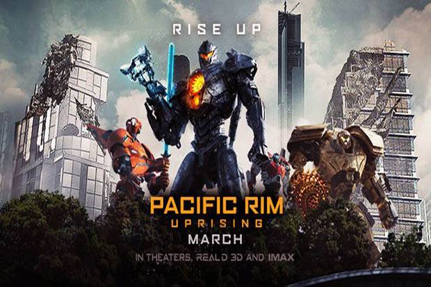 Review Film Pacific Rim: Uprising