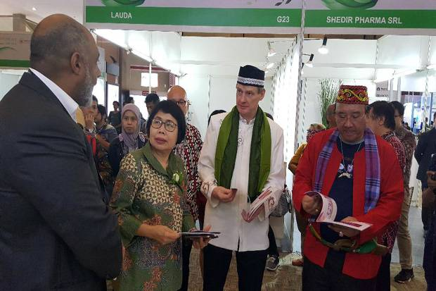 CPhI South East Asia 2018 Dorong Industri Farmasi Indonesia