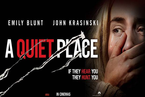 Review Film A Quiet Place