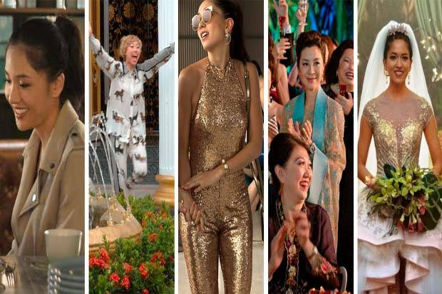 Film Adaptasi Novel Crazy Rich Asians Dibintangi Michelle Yeoh