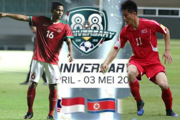 Preview Indonesia U-23 vs Korea Utara U-23: Andalkan Sayap