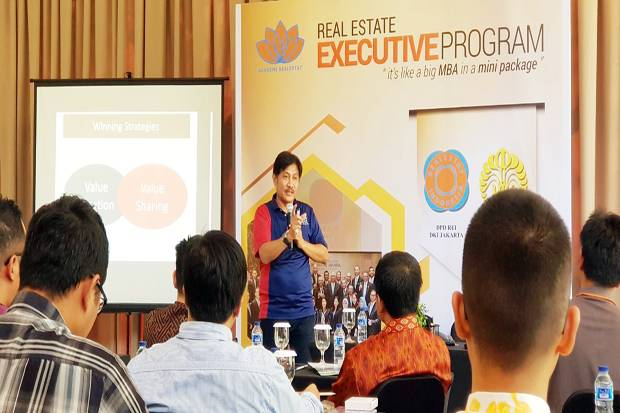 REI DKI Gandeng UI Selenggarakan Real Estate Executive Program