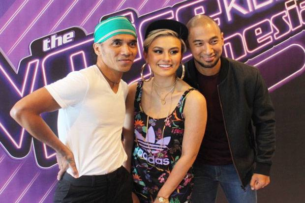Jadi Coach The Voice Kids Indonesia, Marcell Siahaan Deg-Degan