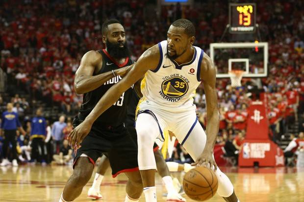 Warriors Sukses Permalukan Rockets di Final Wilayah Barat